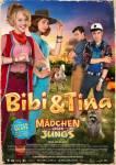 Ja das ist das Titelbild von Bibi und Tina 3 Mädchen gegen Jungs.