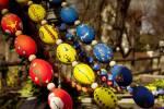 Viele Sinnträger bemalen zu Ostern ihre Eier. Für welches Muster entscheidest Du Dich?