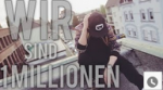 "Wann kam das Musikvideo "" 1 Million ""?"