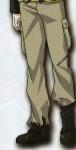 Wenn wir schon dabei sind, zu welchem Anime gehören die Beine? (Es kann sein, dass ein paar Namen überhaupt nicht existieren)