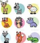 Welches dieser Tiere magst du am liebsten?