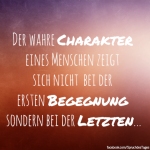 Welchen Charakter hast du?