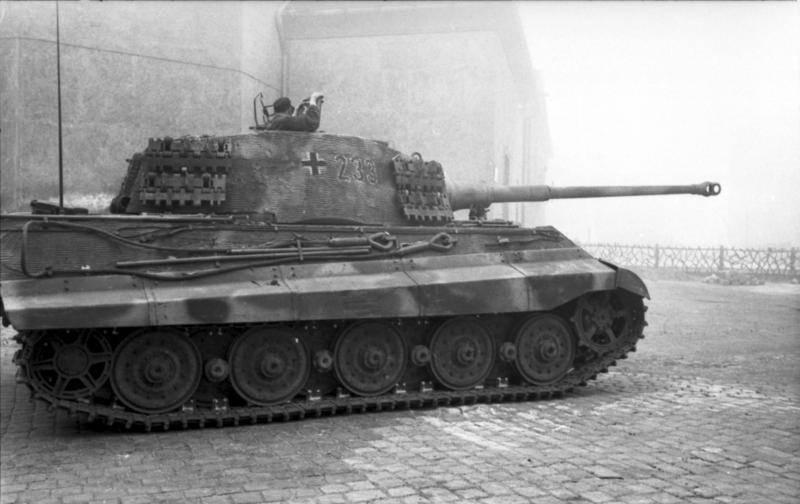 Tiger Panzer Quiz