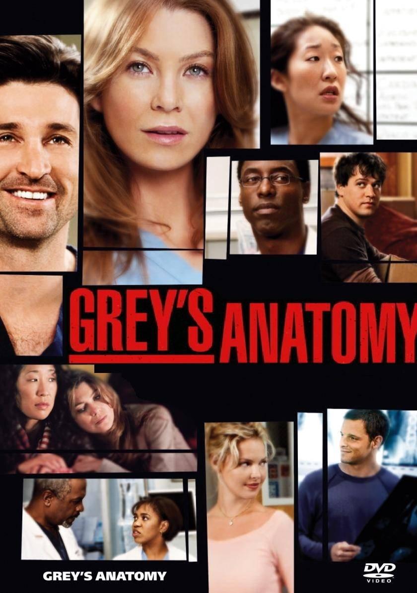 Greys Anatomy Staffel 1 Wie Viele Folgen