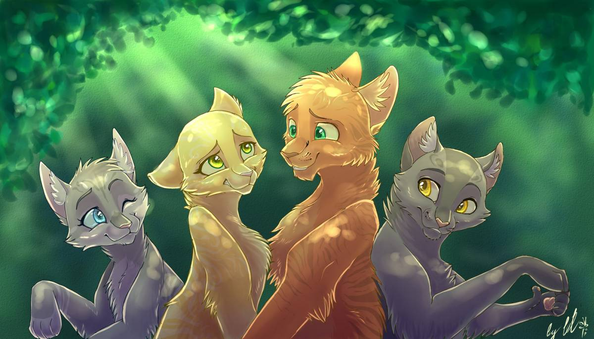 Warrior Cats A Rpg