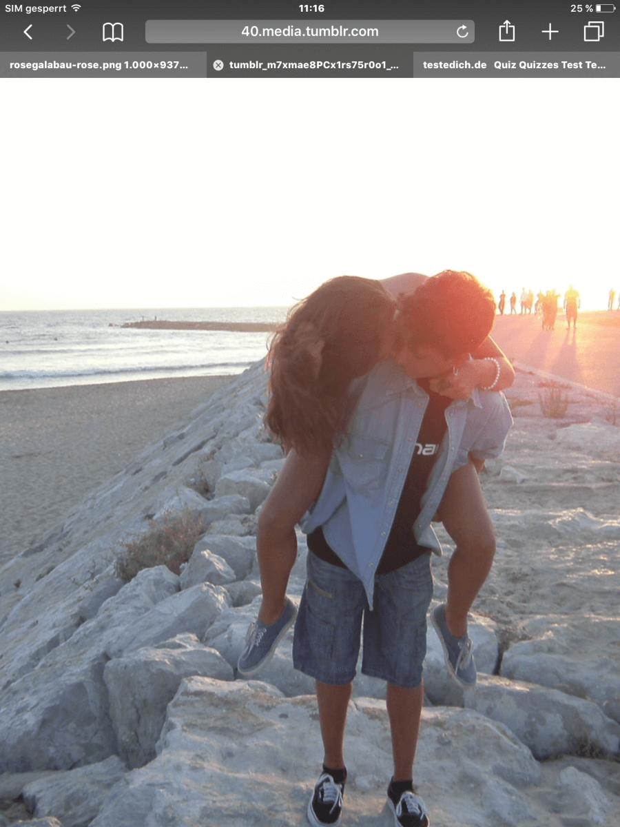 wie verliebt bist du wirklich test