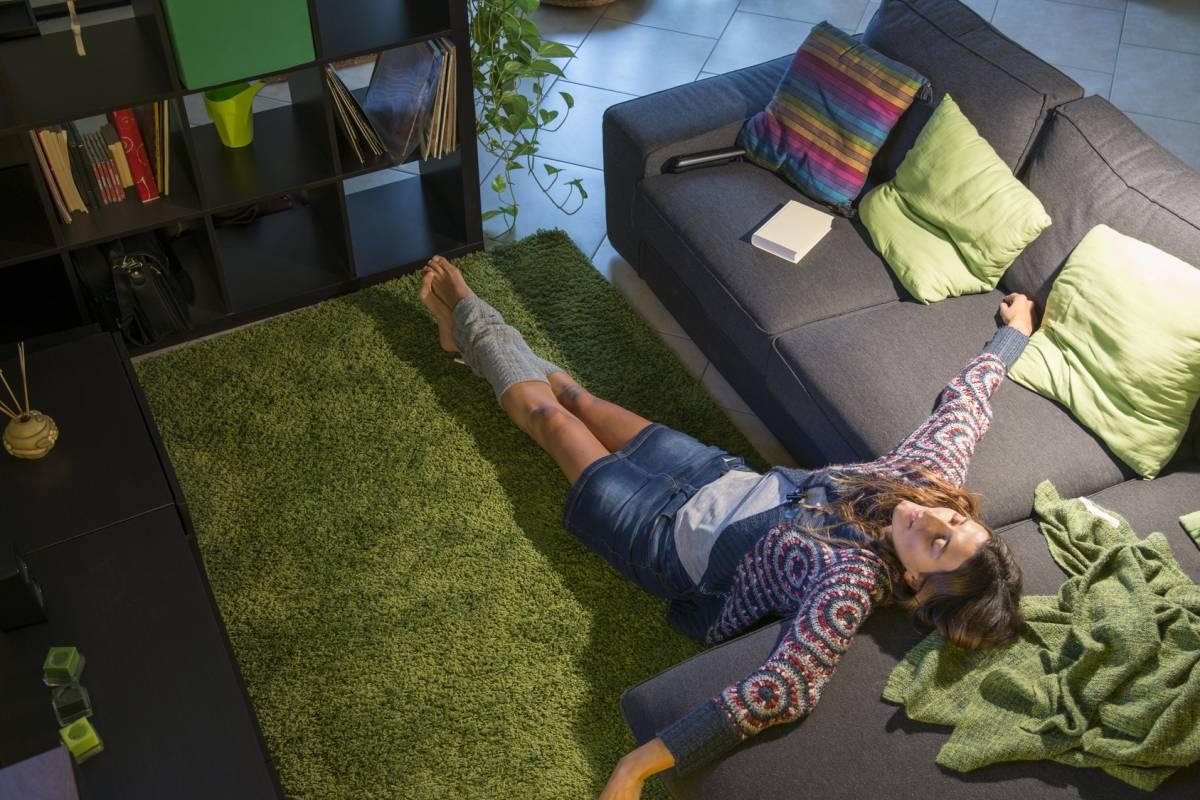 gem tlichkeit in den eigenen vier w nden was f r einen entspannten tag zu hause auf keinen fall. Black Bedroom Furniture Sets. Home Design Ideas