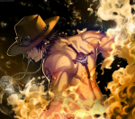 Ace: Hier seht ihr Ace ;)! Na, wer mag ihn XD? Wie viele es machen hab ich auch einen oc zu One Piece. Sie heißt Yuki:3! Warum ich mich für Ace ents
