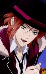 Laito: Hier seht ihr Laito XD! Ja ich weiß er ist Perversion aber ich mag ihn halt am liebsten von allen Vampiren aus DL:3! Ich liebe es, wenn er Kla