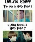 Wie steht's zu Harry?
