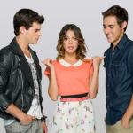 Mit wem hatte Diego eine Abmachung um Violetta aus dem Studio zu ekeln?
