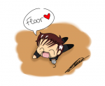 Captain Floor (Captain Hook und der Boden)