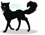 Da haben wir Mask: