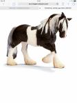 Welche Pferdegröße sollte das Pferd/Pony haben?