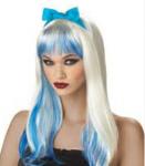 Name: Icya Redwin Alter: 17 Geschlecht: w Aussehen: Weißes Haar (Natur) mit blauer Strähne an deren Ende federn angebunden sind, eisblaue Augen, spi