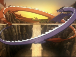 Durch wen wurden die letzten Drachen gerettet?