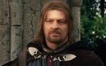 Boromir benimmt sich verächtlich gegen Aragorn, weil dieser etwas gesagt hat, nämlich ...