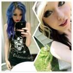 (Kleine Info. Das auf dem Bild links ist Cathlin und rechts ihre beste Freundin Jessie. Kursiv schreibe ich die Gedanken) Ich lief aus dem Wald, schau