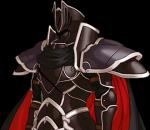 Warum hasst Ike den Schwarzen Ritter?