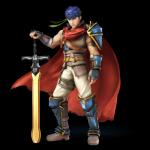 Welches Schwert trägt Ike?