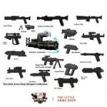 Welche Waffe(n) hast du?