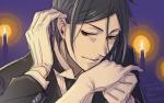 """Meine Sicht: Gedanken verloren ging ich langsam zum Anwesen und stieß mit jemanden zusammen-Sebastian:""""Oh, verzeiht Sebastian, ich habe euch nic"""
