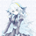 Name: Kye(ist zwar kein Junge, hat aber diesen Namen) Alter: 14 Geschlecht: Weiblich Pokémon Art: Kyrem Aussehen: langes, weißes Haar, graues Kleid,
