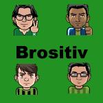 Aus welchen Wörtern kam der Name BROSITIV zustande?