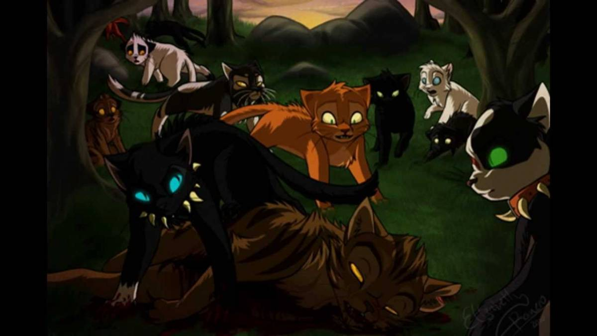 Bone Warrior Cats Quiz