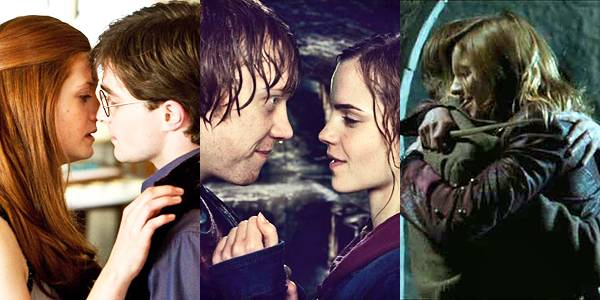 Harry Potter Love Fore...