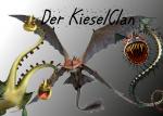 Die Hierarchie des KieselClans: Alpha: Betas: Heiler: Heilerschüler: Krieger: WOLKENSPRUNG (Wolke) – Sturmbrecher, sieht aus wie Wolkenspringer CHA