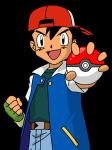 (Pokémon) Ash hat Misty geküsst.