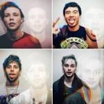 Die Band 5sos besteht aus den Jungs: Luke, Ashton, Marcus und Calum.
