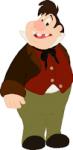 Wie heißt der Freund von Gaston?