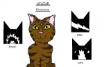 Sooo Traumis erster Charakter ist fertig, der Avataaaar! ;3 Kleini der Kleinsturm ^-^