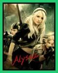 Name: Alyssa Medusa Alter: 16 15 irgend sowas.... Eltern: Frag sie doch xD Beruf: Frag sie doch xD Titel: Frag sie doch xD Aussehen: hellbraune Haare,