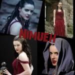 Name: Nimueh d'Arc Alter: 19 Eltern: Heinrich II., eine ehemalige Hofdame Beruf: Musikerin (Flöte), Tanzt und singt auch Titel (falls gg): / Ausseh