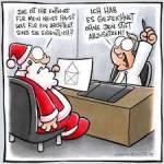 Glaubst du an den Weihnachtsmann