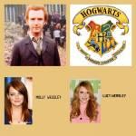 Das könnten Percys Töchter sein.