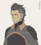 Enakai, ein Probändiger (wahrscheinlich Wasser)