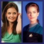 ((bold))Katie Holmes und Terry Farrell((ebold)) Beides wunderschöne Frauen.