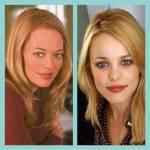 ((bold))Jeri Ryan und Rachel McAdams((ebold)) Sie sehen sich schon irgendwie ähnlich.