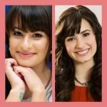 ((bold))Lea Michele und Demi Lovato((ebold)) Mittlerweile ist es einfach sie zu unterscheiden, doch zu Demis Camp Rock Zeiten war das echt schwer.