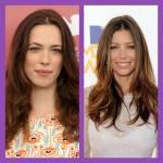((bold))Rebecca Hall und Jessica Biel((ebold)) In Iron Man 3 konnte ich Rebecca nicht von Jessica unterscheiden.