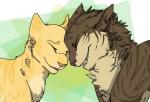 Fakt 5: Einer der Erins glaubt, dass Goldblüte Tigersterns wahre Liebe war, nicht Sasha.