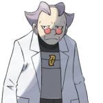 Dieser Herr mittleren Alters trägt den Namen Charon. Eigentlich ist er Wissenschaftler, aber in der Schule ist sie als Arzt angestellt. Sein teures P
