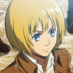 Armin Arlert aus Attack on Titan