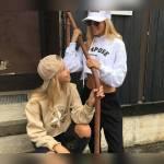 Lisa and Lena haben eine eigene Kollektion Namens Compose aber vor kurzem sind sie ausgestiegen aus der Modebranche.