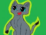 Uuuund Saphirjunges die irgendetwas über ihn anschaut und davon begeistert ist ;3 ((bold))Ab jetzt könnt ihr(also die Mitglieder des RPG's) von