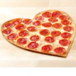 Welche selbe Pizza bestellte sich Bonny immer?